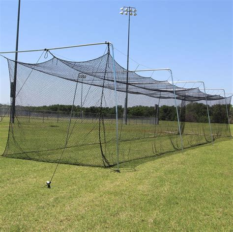 backyard batting cage kit home outdoor decoration