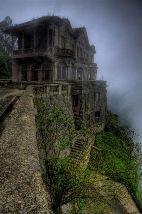 The Haunted Hotel the haunted hotel in colombia