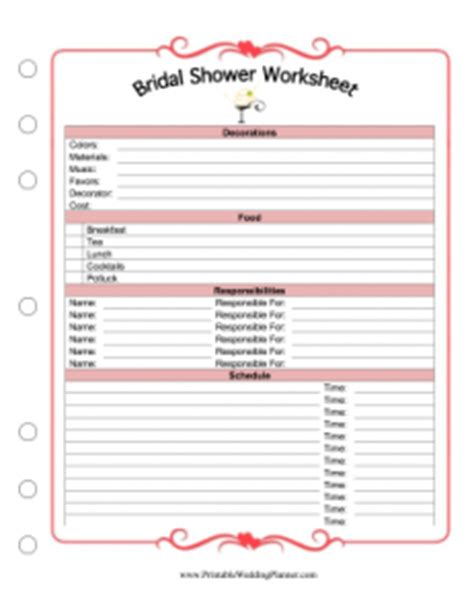 new wedding planner pages