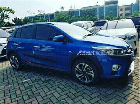 Toyota Indonesia Yaris Toyota Yaris Heykers Indonesia