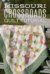 new friday tutorial the missouri crossroads quilt tutorial