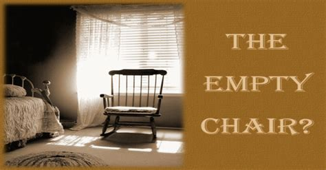 The Empty Chair by The Empty Chair