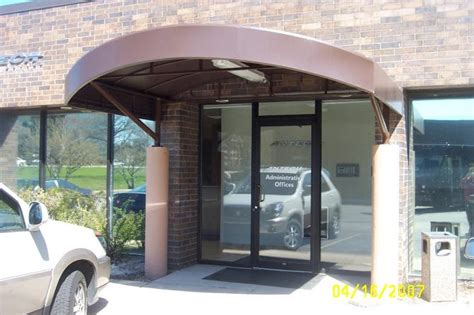 Business Awnings And Canopies by Evanston Awnings Commercial Canopies