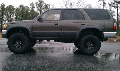 1996 Toyota 4runner Lifted 1996 Toyota 4runner 6 500 100400653 Custom Lifted