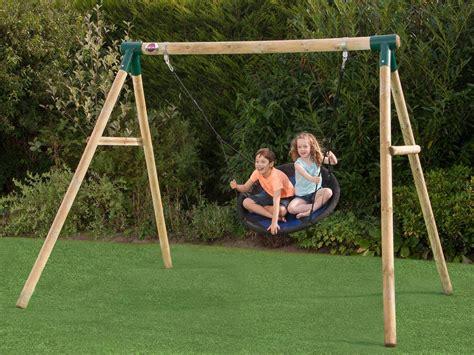 children swing 9 best children s swing sets outdoor activity extras
