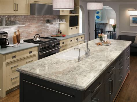 Formica Countertop Ideas by Seifer Countertop Ideas Transitional Kitchen