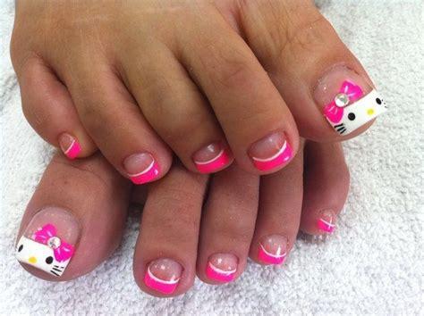 The Nail Hello hello toe nails nail paint