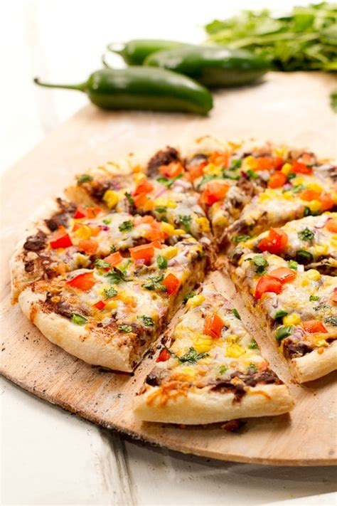 Cheese Mayo Pizza mexican pizza