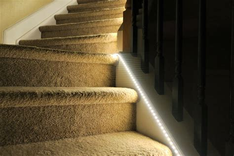 motion lights for stairs slights motion stair lights 187 gadget flow