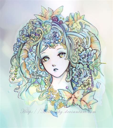 pretty aries aries by hellobaby on deviantart