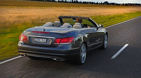 convertible cars mercedes mercedes benz e class coupe and convertible review caradvice