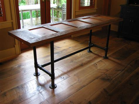 92 dining room tables made out of old doors dining table made from old door kaitlins custom made pipe frame tables and desks by wesley ellen