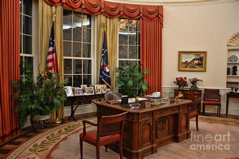 oval office paintings the oval office photograph by tommy anderson