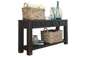 gavelston table console meubles homestore