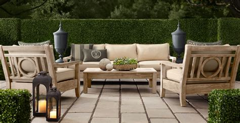 patio furniture restoration what i m loving now restoration hardware patio furniture