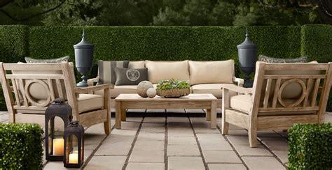 restoration outdoor furniture what i m loving now restoration hardware patio furniture beautifully seaside