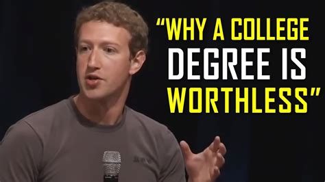 Can I Succeed Without An Mba by The Most Successful Explain Why A College Degree Is