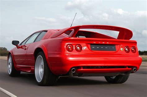 Lotus Esprit The Complete Story lotus esprit rear speed 1024x768