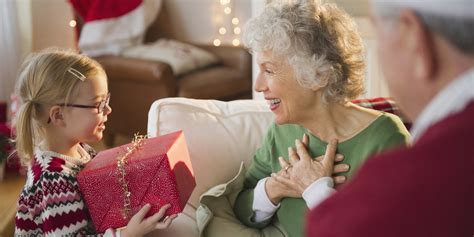 what to give to parents for christmas senior gifts it s the giving not the gift that matters most