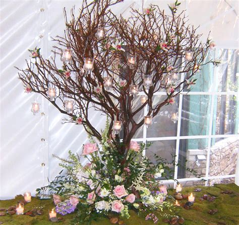 tree branch centerpieces for weddings wedding flowers and special event flowers by phillip s