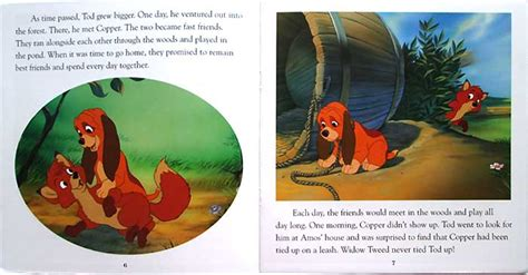 Buku Anak Import Book Story Picture Book The Hen disney the fox and the hound story book bukugaby