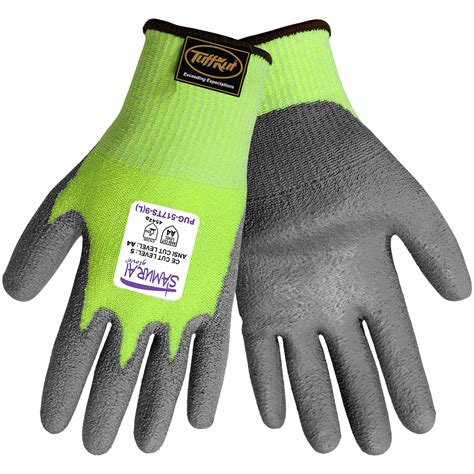 pug 11 gloves pug 517ts global glove and safety manufacturing inc