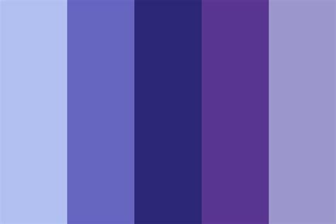 lilac color code blue lilac color palette