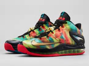 multi color lebrons nike lebron 11 low se multi color 101 1 the wiz