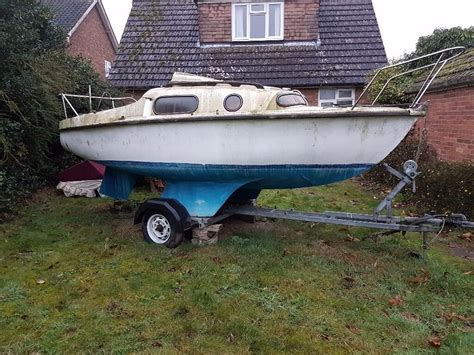 boat trailers for sale on gumtree leisure 17 boat and trailer for sale in kesgrave