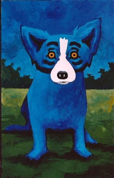george rodrigue blue george rodrigue david bates