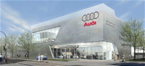 Audi Zentrum Albrechtstra E M Nchen by Mahag M 252 Nchen Hat Gr 246 223 Tes Audi Terminal Deutschlands