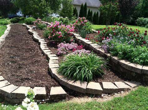 tiered backyard landscaping ideas tiered garden ideas our