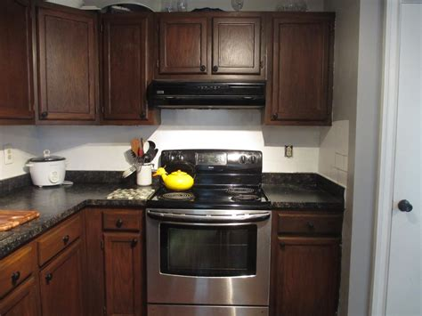 can i stain my kitchen cabinets can you stain kitchen cabinets darker annrants