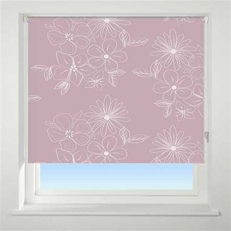 patterned blackout blinds uk universal patterned thermal blackout roller blinds ebay
