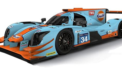 gulf racing colors tockwith team to run gulf colours at 2017 le mans 24