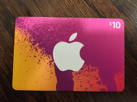Itunes Gift Card 10 - itunes gift card 10 usa photo of the back side sale