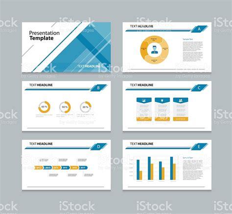 presentation layout design vector abstract business template presentation slide background