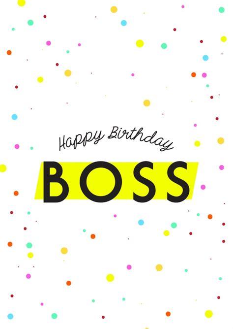 imagenes happy birthday boss happy birthday boss feliz cumplea 241 os enviar