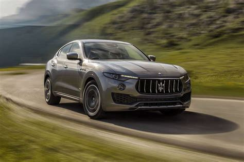 maserati second report maserati mulls launching second suv by 2020 auto
