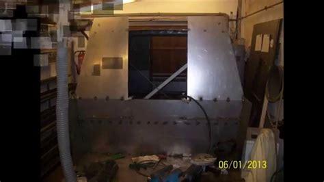 überdachung Selber Bauen Metall by Kleines Stahlboot Quot Marke Eigenbau Quot Selber Bauen
