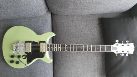 kit guitare electrique les paul junior double cutaway