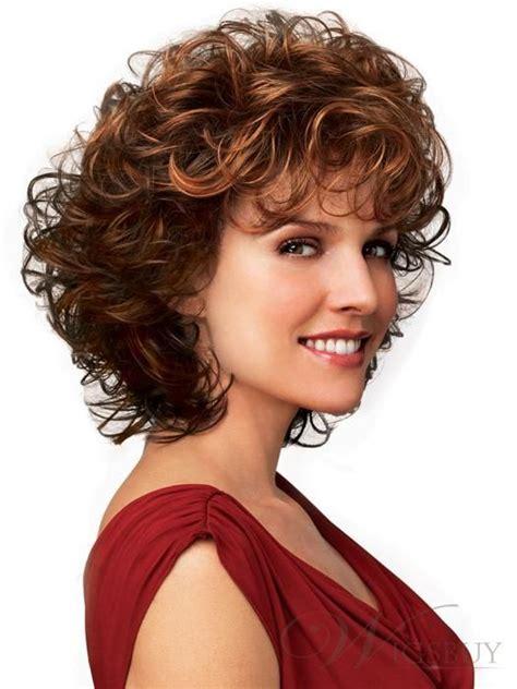 body wave for medium thin hair 100 human hair a medium short curly light wig 12 inches
