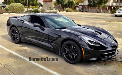 corvette stingray matte black android auto 2014 corvette autos post