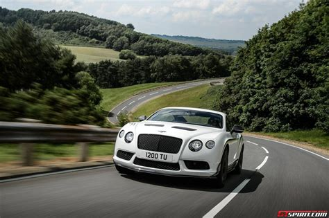 bentley gt3 official 2015 bentley continental gt3 r gtspirit