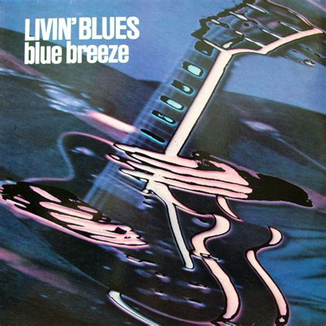 Cd Living Blues livin blues blue vinyl lp album at discogs