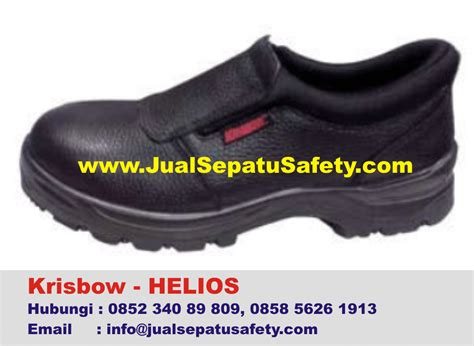 Krisbow Safty Shoes Kronos 1077 x