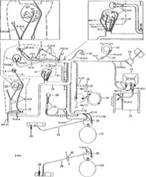 1967 deere 3020 gas wiring diagram get free image