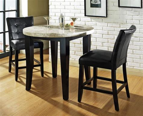 Dining Room Tables Bar Style Spice Up Your Kitchen Or Dining Room With Pub Style