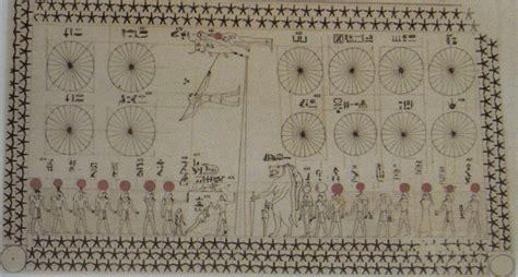 Calendrier Egyptien Entre Deux Rives Le Calendrier Antique De L 201 Gypte