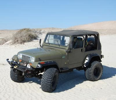 modified jeep wrangler yj the quot junkgler quot modified yj